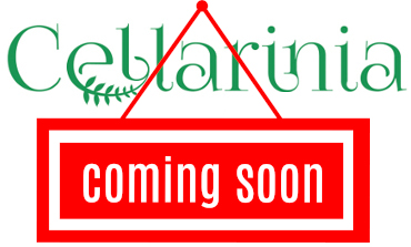 Cellarinia 2020 - Coming Soon